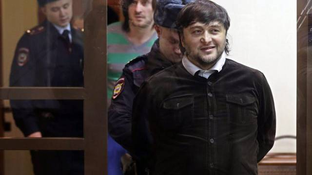 Rustam Machmudow (r.) soll der Todesschütze gewesen sein (Archiv)