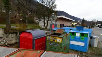 Am richtigen Standort? Einwohner hinterfragten die geplante Unterflursammelstelle beim Werkhof.