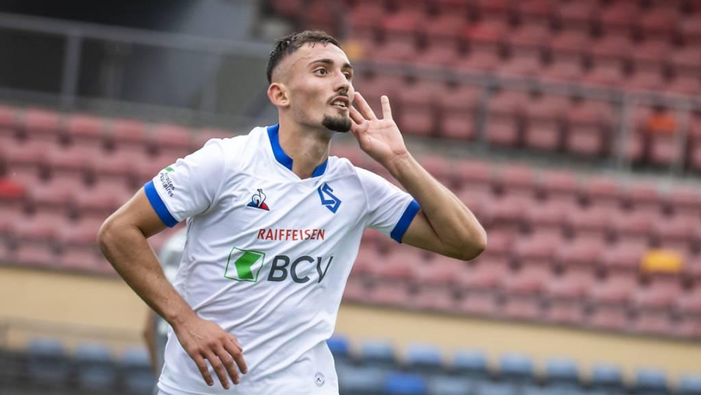 Andi Zeqiri verabschiedet sich aus Lausanne und wechselt in die Premier League
