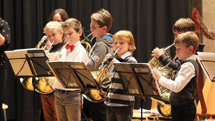 Wer an der Primarschule in Lommiswil ein Blasinstrument spielt, kann in Zukunft auch in der Windband mitspielen. (Symbolbild)