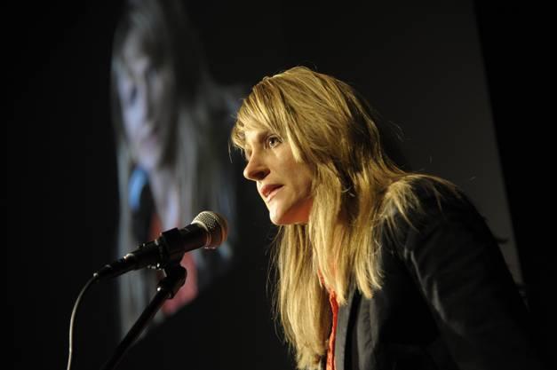 Fimtagedirektorin Seraina Rohrer hat nicht nur eine Rede gehalten