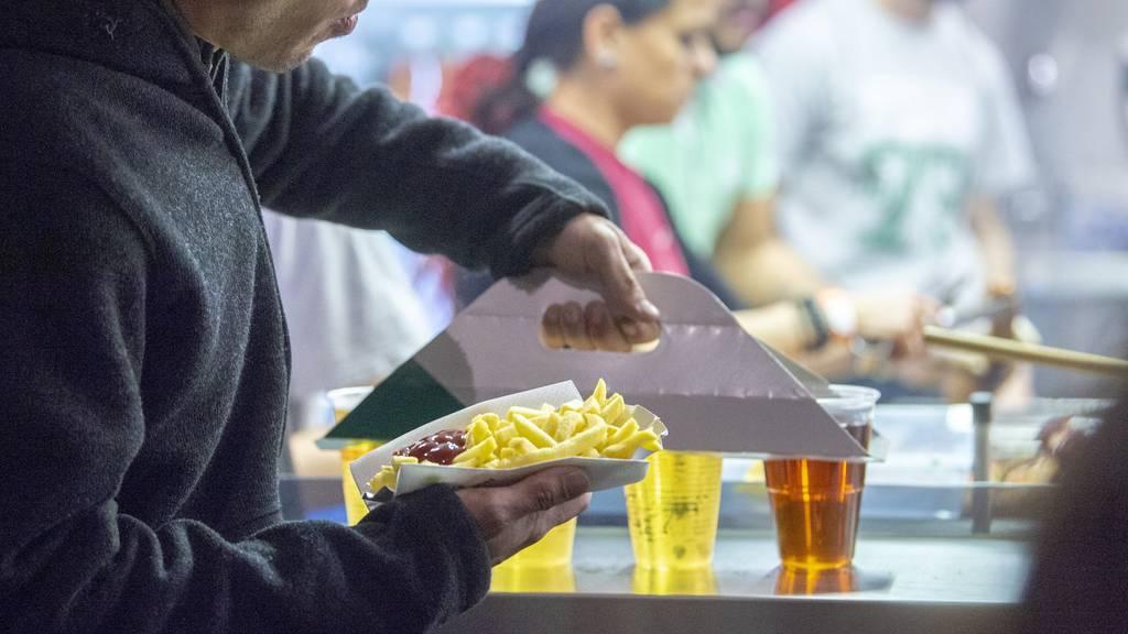 Bier kostet im Kybunpark neu 6 Franken