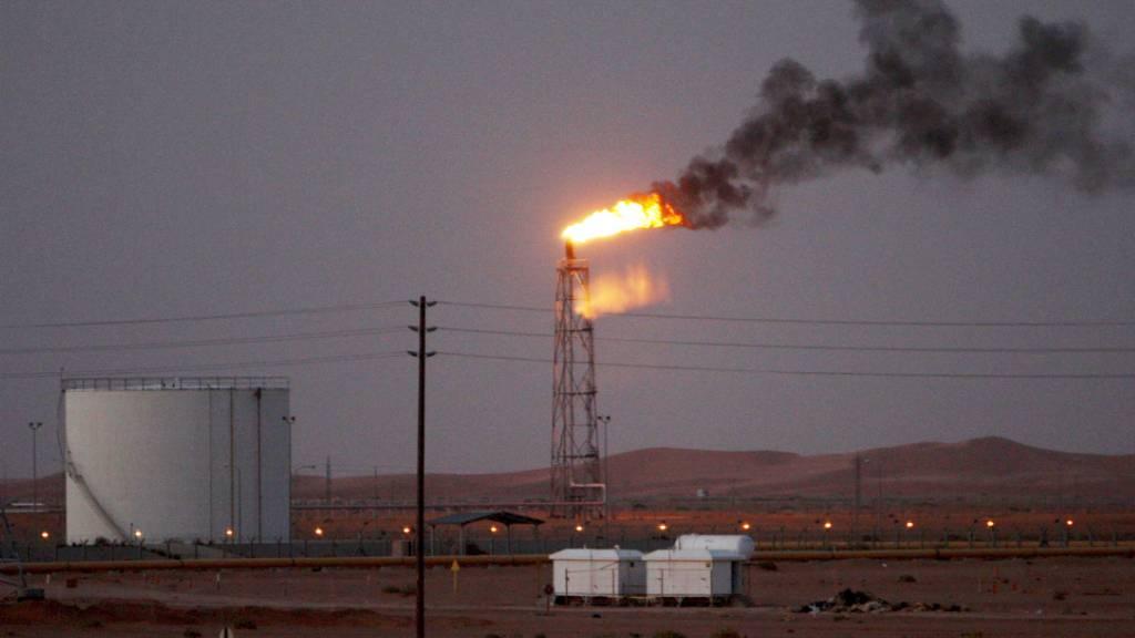 Brent-Öl ist so teuer wie seit Anfang 2020 nicht mehr. (Archivbild)