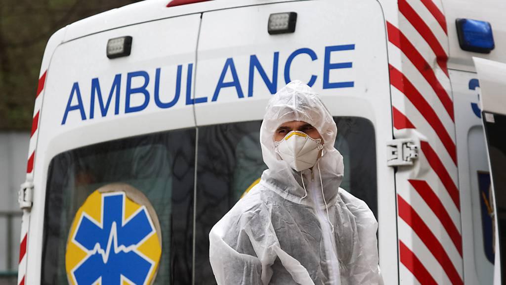 WHO: Welt steuert auf höchste Infektionsrate seit Pandemiebeginn zu