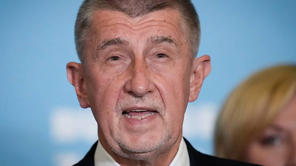 Tschechien: Babis will Machtübergabe nicht blockieren