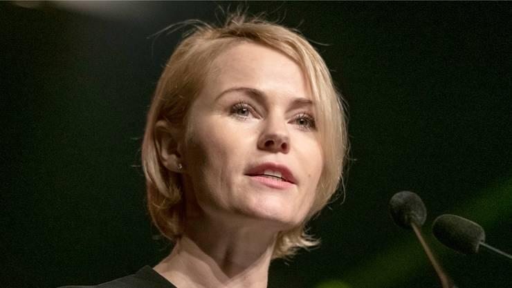 Natalie Rickli, Zürichs neue Gesundheitsdirektorin, konnte sich noch nicht ausreichend einbringen.