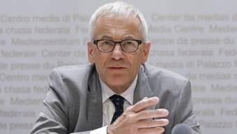 Kurt Fluri, FDP-Nationalrat, Präsident des Städteverbands und Solothurner Stadtpräsident.