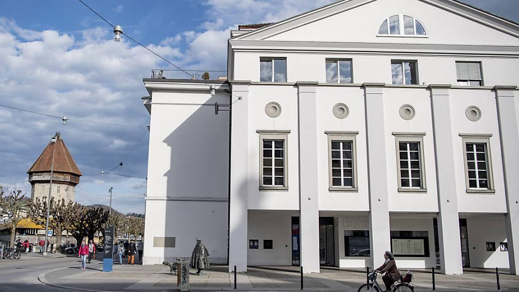 Das Luzerner Theater startet im Herbst unter einer neuen Intendanz in die neue Spielzeit. (Archivaufnahme)