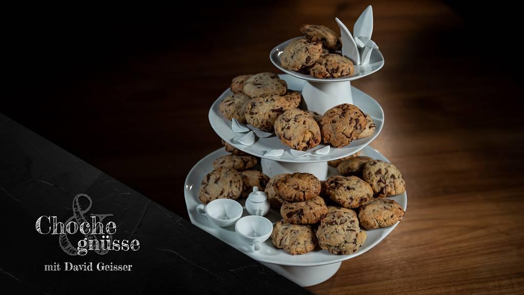 Chocolate Cookies von David Geisser