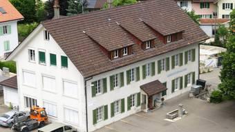 Die Gemeindeverwaltung von Oberdorf.