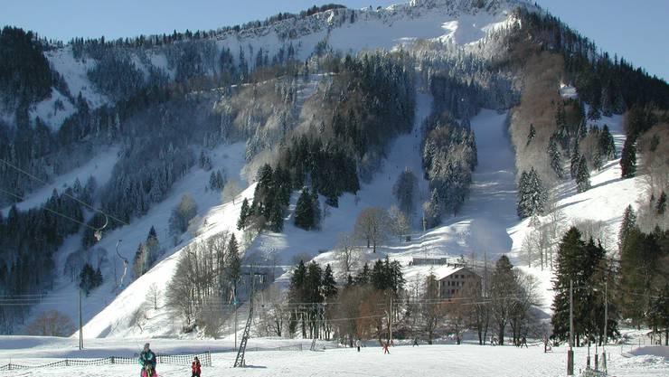 Drei Skilifte hat der Balmberg.