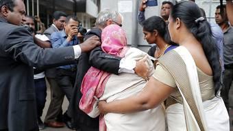 Die sri-lankische Angestellte der Schweizer Botschaft in Colombo wurde verhaftet.