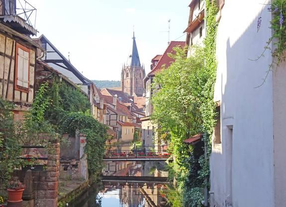 In der Urdorfer Senioren-Ferienwoche ist auch ein Ausflug nach Wissembourg im nahen Elsass geplant