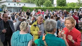 Wahlfest Solothurner rEgierungsrätin Susanne Schaffner
