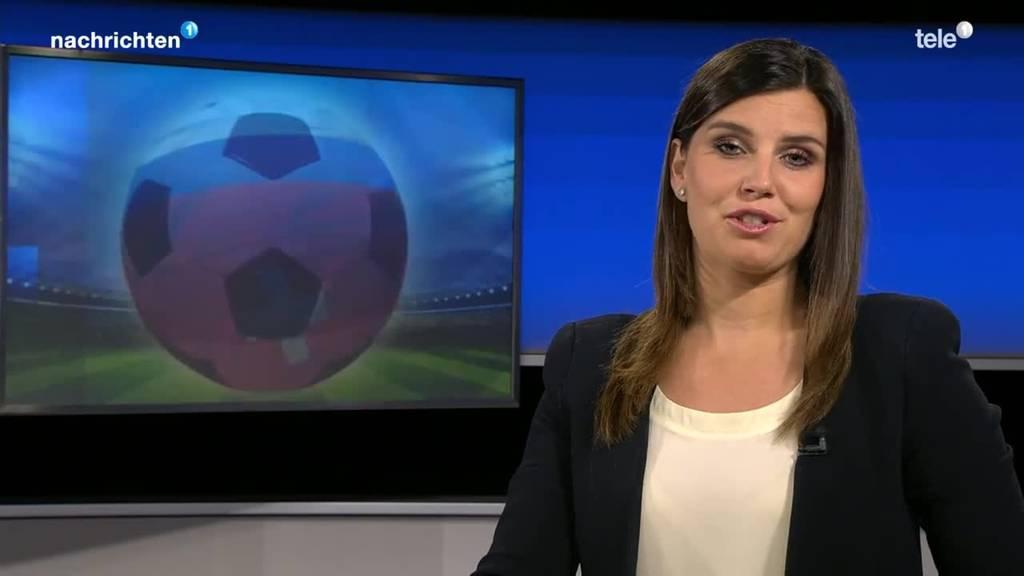 1. WM-Training Schweizer Nati