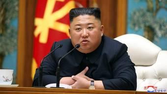 Der heutige Herrscher Nordkoreas Kim Jong Un.