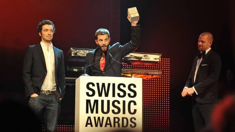 Swiss Music Awards: 2015 erneut im Hallenstadion