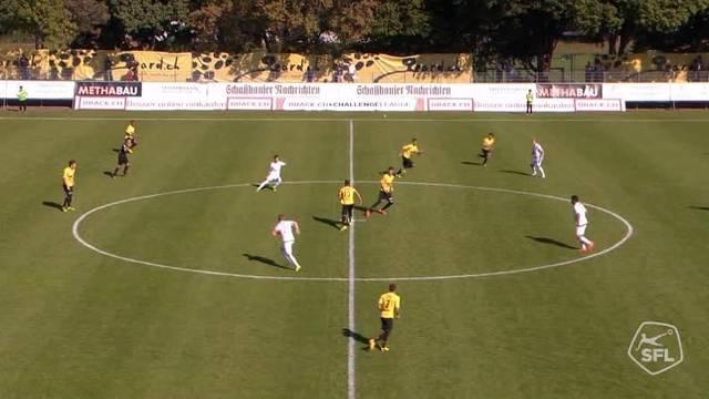 Saison 16/17, 9. Runde, Schaffhausen - Wohlen 0:1 - komplett