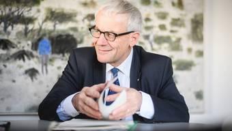 Der Solothurner Stadtpräsident Kurt Fluri.