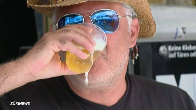 Bier selber mitnehmen?