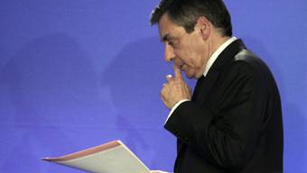 Weiter unter Druck: Der französische Präsidentschaftskandidat François Fillon.
