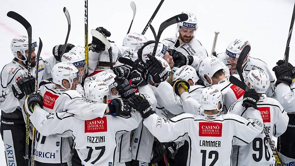 Lugano mit erstem Saisonsieg gegen Lausanne