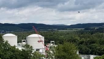 Radioaktivitätsmessung der Nationalen Alarmzentrale (NAZ)