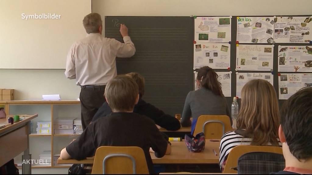 Lehrermangel an Aargauer Schulen bleibt prekär