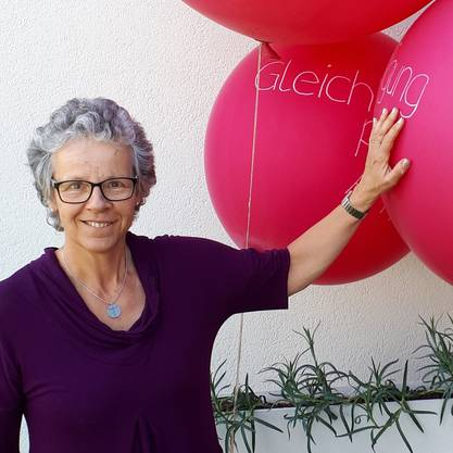 Streikte drei Tage lang: Simone Curau-Aepli, Präsidentin des Schweizerischen Katholischen Frauenbundes.
