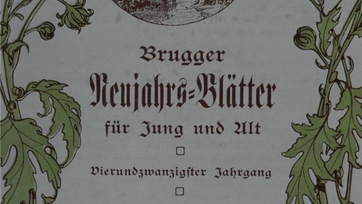 Brugger Tradition wird begraben.