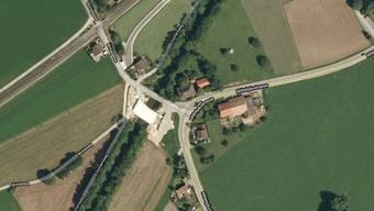 Der Mühle-Knoten in Rickenbach wird umgebaut