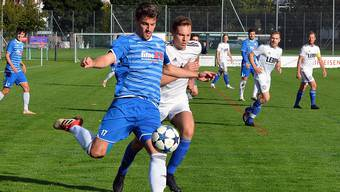 Nicola Ackermann sorgte in der 53. Minute mit seinem sechsten Saisontor für die Entscheidung gegen Fulenbach.
