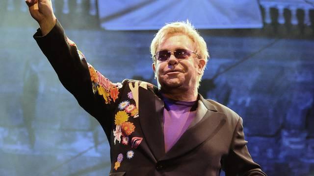 """""""Hofbarde"""" der Royals: Elton John"""