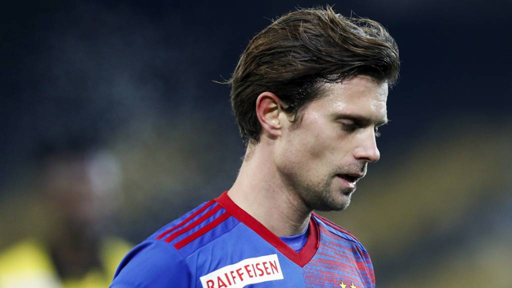 Captain Valentin Stocker kann in diesem Jahr nicht mehr für den FC Basel auflaufen.