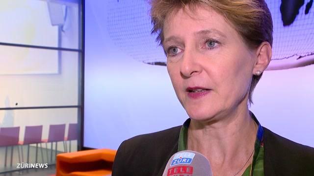 Bundesrat lenkt angesichts unablässigem Flüchtlingsstrom ein