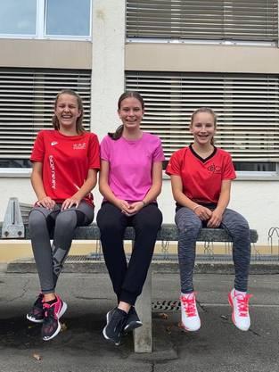 Die Drittklass-Sieger und die erfolgreichsten Zweitklässlerinnen