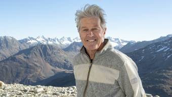 Bernhard Russi ist Olympiasieger, Weltmeister und Skiexperte.