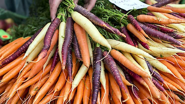 Gemüse zählt zu den beliebtesten Bioprodukten der Konsumentinnen und Konsumenten hierzulande. (Symbolbild)