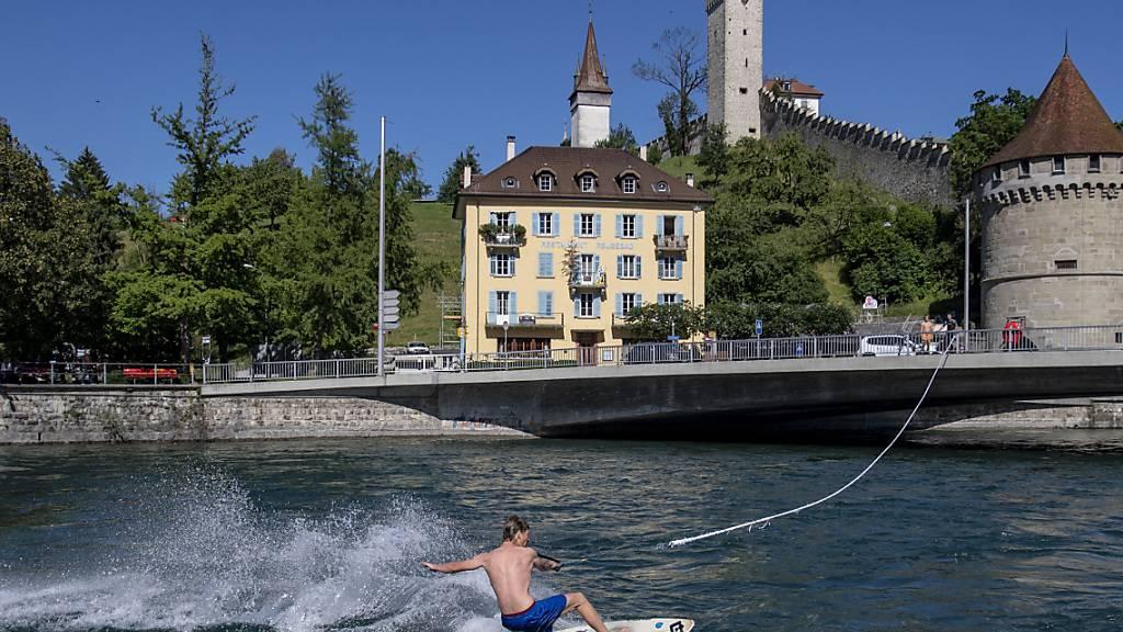 Regionale Verteilung des Wassers als Herausforderung für Luzern