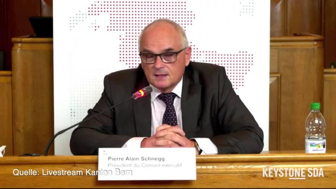 Neue Massnahmen des Kantons Bern: Suisse Caravan Salon muss schliessen