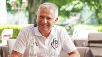 Seit Donnerstag im Amt als FCB-Sportchef: Der 60-jährige Ruedi Zbinden.