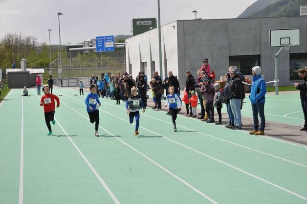 60-Meter-Sprint