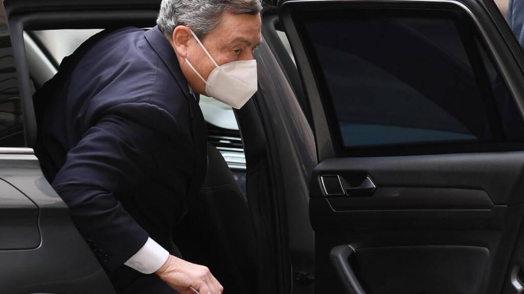 Ex-EZB-Chef Draghi soll neue Regierung in Italien bilden