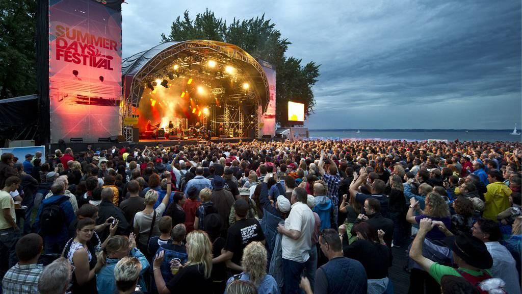 Das Summerdays Festival findet nächstes Jahr zum 12. Mal statt.