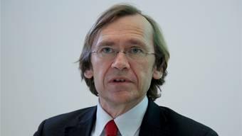 «Wir rechnen mit weniger Steuereinnahmen», nennt Andreas Bühlmann, Chef Amt für Finanzen, den Hauptgrund. (Archiv)