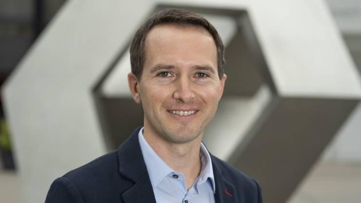 Derzeit ist Florian Lüthy noch Gerichtsschreiber am Verwaltungsgericht.