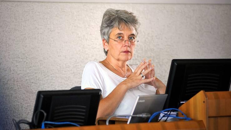 Landratspräsidentin Daniela Gaugler: Erste Rücktrittsforderungen werden geäussert.