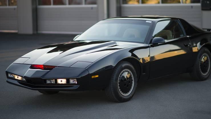 KITT - der Pontiac von Knight Rider.