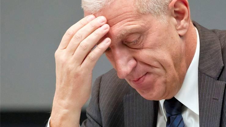 Pierin Vincenz, der Ex-CEO der Raiffeisen Gruppe, sperrt sich gegen die Entsiegelung von Beweismaterial.