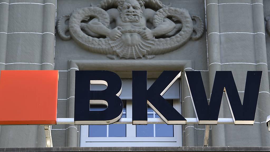 Der Berner Energie-Konzern BKW hat im ersten Halbjahr unter anderem von der positiven Strompreisentwicklung profitiert. (Archivbild)